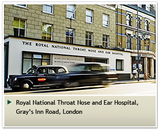 Royal National Throat Nose and Ear Hospital