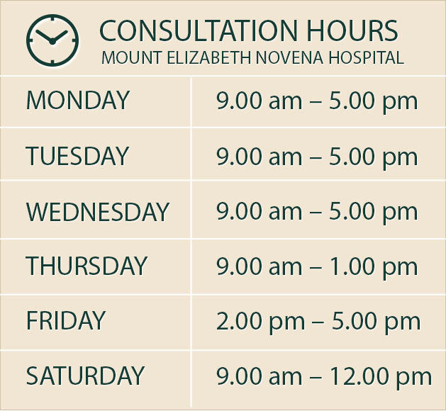 Consultation-Hours